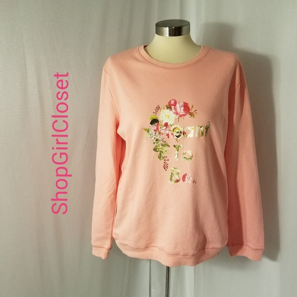 BBRJ Tops - BBRJ Meant To Be Top...Pink...Sz XXL